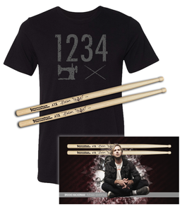 1234 Exclusive Bundle! (signed) - 1234Clothing