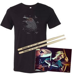 Mens Crow Exclusive Bundle (signed) - 1234Clothing