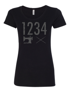 1234 Womens Shirt - 1234Clothing