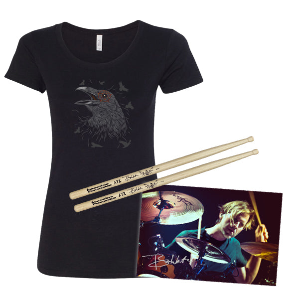 Womens Crow Exclusive Bundle (signed) - 1234Clothing