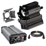 200w Single Light Set - DLH200DT Focusing HMI Light with AC Ballast - (0CA200HOLLY-W)