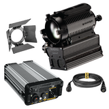 200w Single Light Set - DLH200DT Focusing HMI Light with DC Ballast - (0CA200HOLLYDC-W)