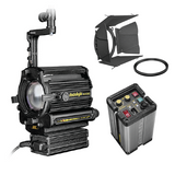 400/575w Single Light Set - DLH400DT Focusing HMI Light - (0CA400HOLLY-W)