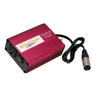 0CAINV12/110 - 12v DC to 110v AC Power Inverter (DLED3 or 4)