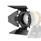 40w Bi-Color Single Light Set - DLED3-BI Turbo Focusing LED Light with DC Ballast - (0CADLED3-BI-SOLO-W)