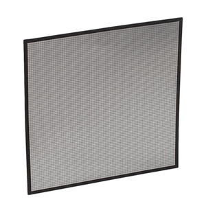 "DEFRL-MS1 - Large (18""x18"") Silver EFLECT Multi-Mirror Reflector (small grid)"