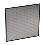 "DEFRL-MS2 - Large (18""x18"") Silver EFLECT Multi-Mirror Reflector (large grid)"