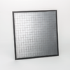 "Small Silver Eflect Reflector Kit - 2, 8""x8"" Silver Reflectors - (0CAEF-SS2-W)"
