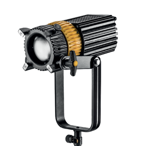 DLED10-D Turbo - 300W Focusing LED Light, Daylight Balanced, 5600K (Head Only)