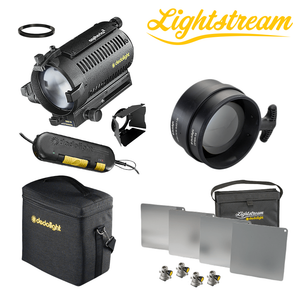 DLH4 - Single Light Set & 25cm Lightstream Kit