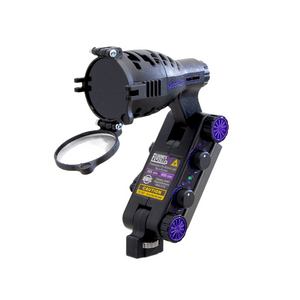 "DLOBML-BI-UV - 8w, ""Fluorezilla"" Bi-Ultraviolet LED Focusing Light (365-400nm)"