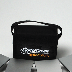 "DLRP10 - Protective Pouch for four 7x10cm (2.75""x4"") Lightstream Reflectors"