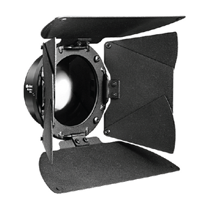 "DLWAR400 - Wide-Angle Aspheric Lens with Rotating Barn Doors (""A"" Size)"
