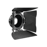 "DLWAR - Wide-Angle Aspheric Lens with Rotating Barn Doors (""M"" Size)"