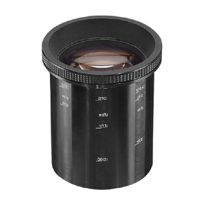 DP400-100 - 100mm, f1.6 Lens for DP400 and DP1200 Projectors
