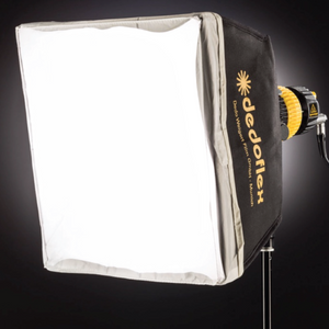 DSBSXS - Mini Soft Box with Baffle and Front Diffuser