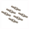 "GF58CON - Set of six 5/8"" Rod Connectors"
