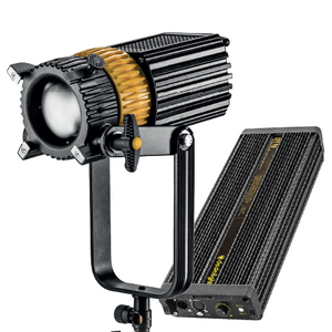 300w, 5600K, Single Light Set, DLED10-D Turbo LED Focusing Light with DT10 DMX Ballast - (SETDLED10-D)