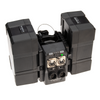 SWIT Tri-Power DC Kit with TD-R210S 16/24/48V Light Stand Power Adapter and 2x PB-H260S V-lock Batteries