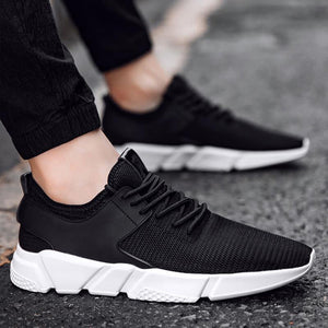 Men's Breathable Mesh Casual Shoes