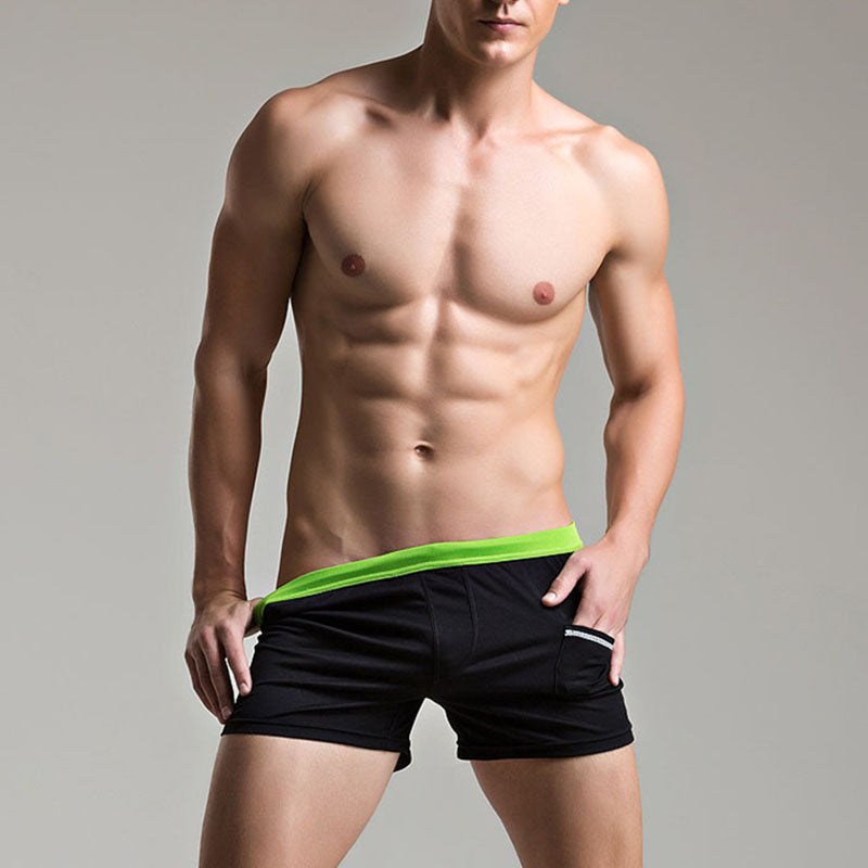 Men's Casual Mesh Arrows Shorts