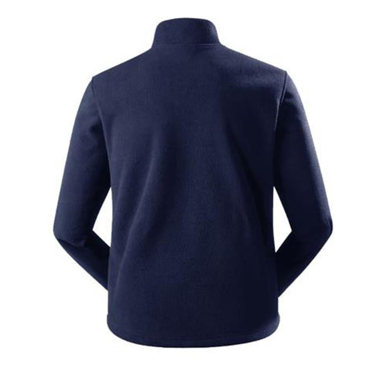 Cashmere Thick Mens Stand Colllar Casual Tops Sweartshirt