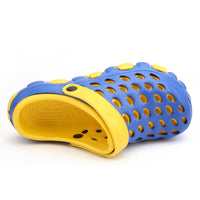 Men's Hole Slip On Casual Beach Sandals