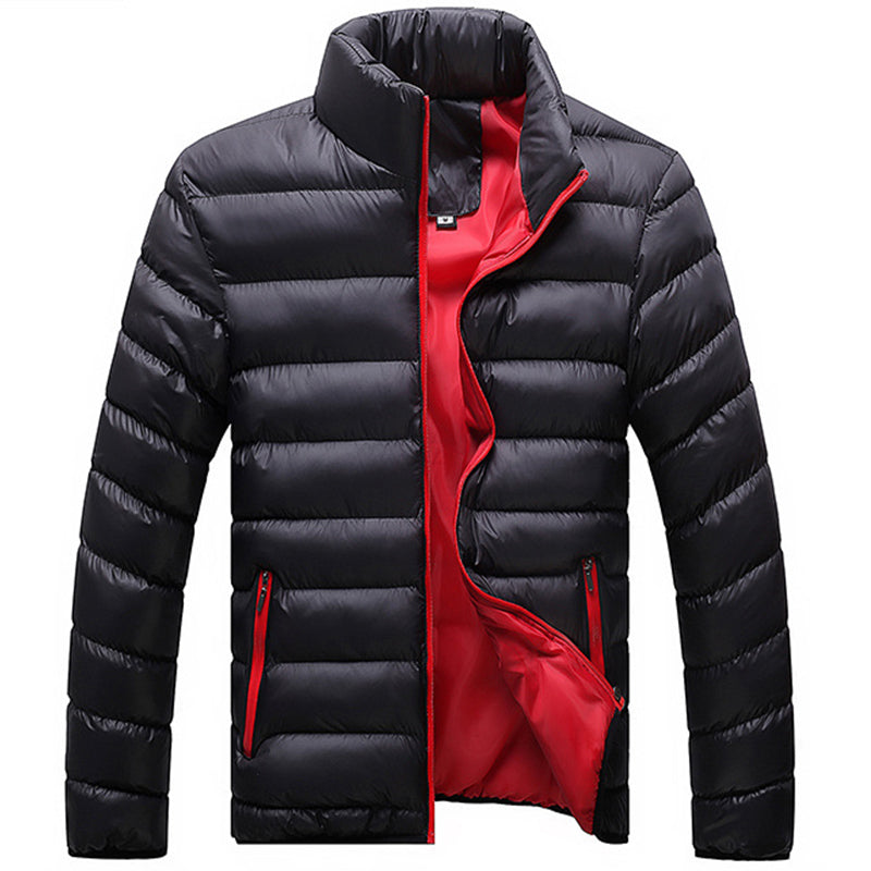Winter Thick Warm Parkas For Men