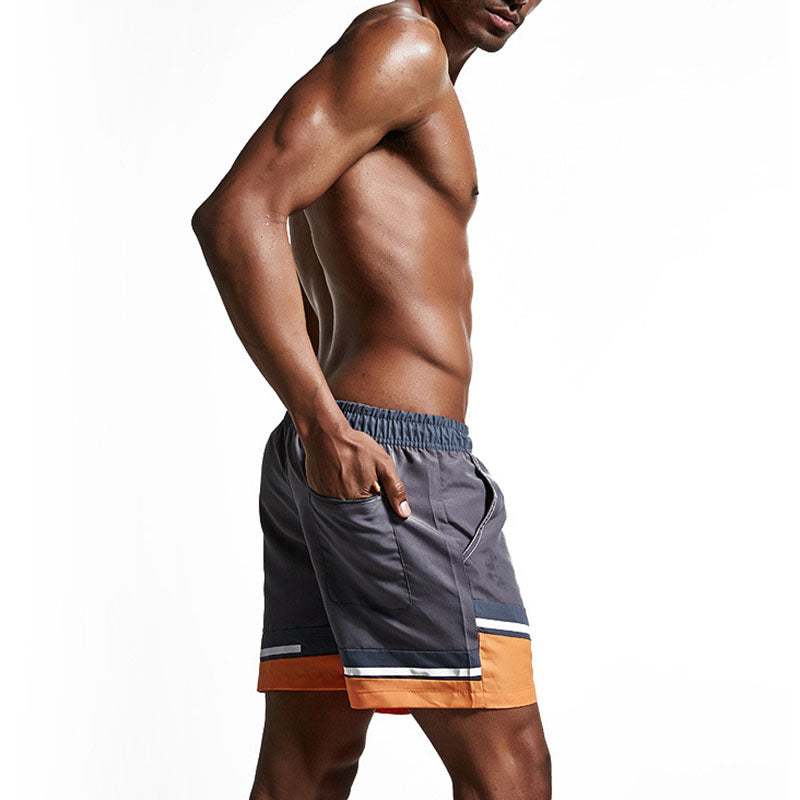 Men's Casual Breathable Loose Sport Beach Shorts