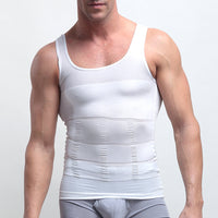 8046b6bb2e1 Men Slimming Tummy Body Shaper Thermal Slim Underwear