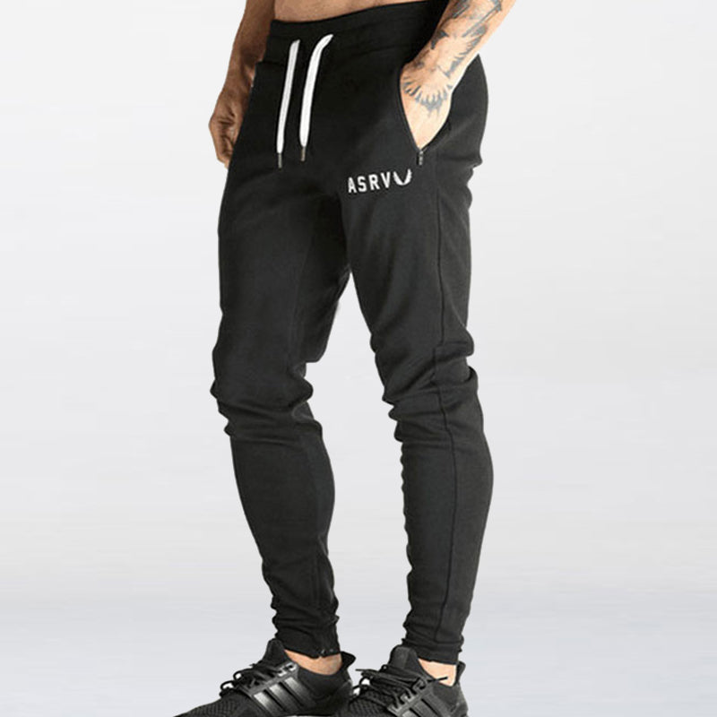 Fitness Drawstring Men Sweatpants