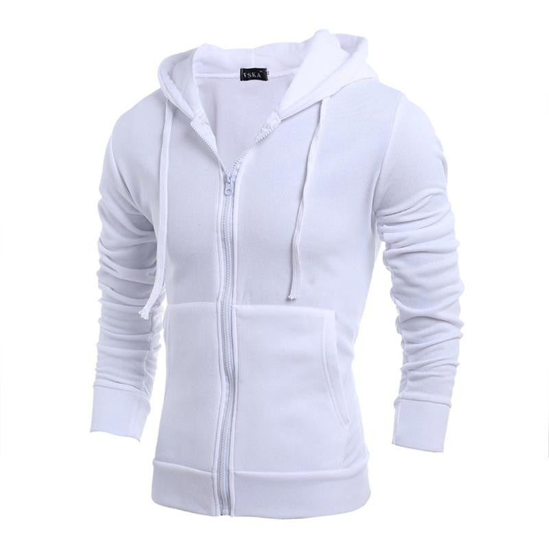 Men's Long Sleeve Casual Sportswear Hoodies