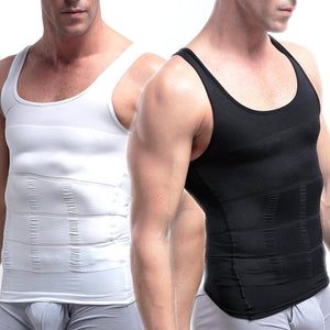 Men Slimming Tummy Body Shaper Thermal Slim Underwear