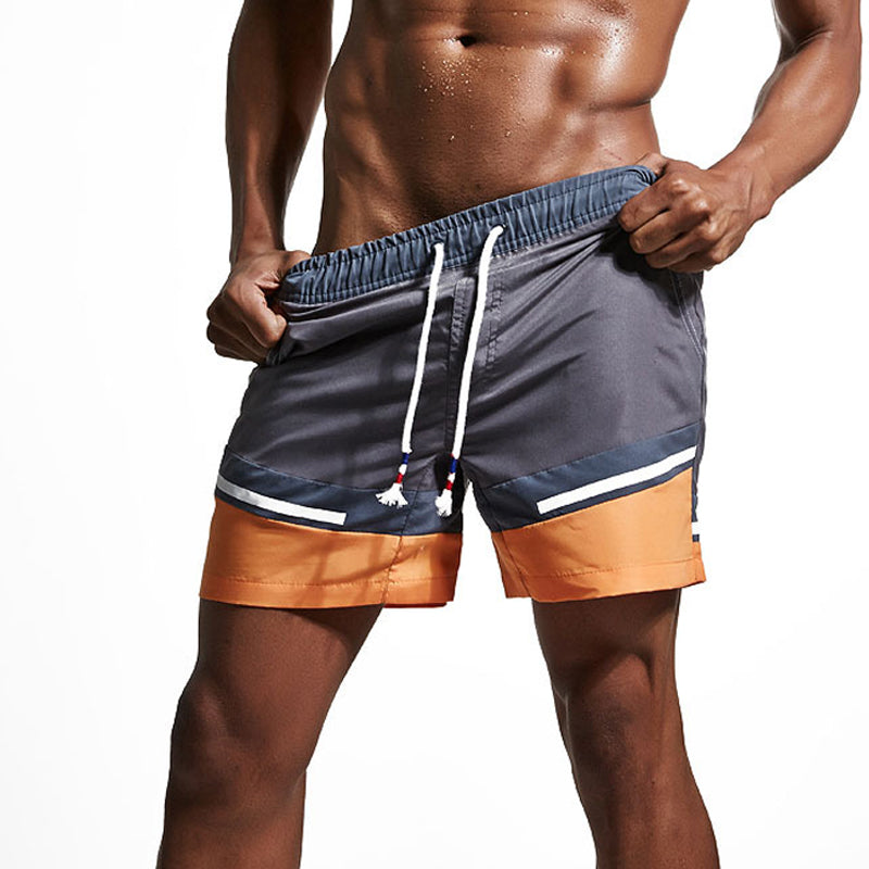 Fashion Men's Casual Quick Dry Beach Shorts