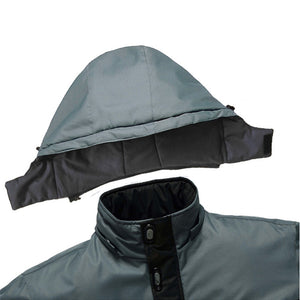 Outdoor Windproof  Waterproof Cashmere Thick Warm Men's Jacket Coat