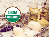 Cura.Te's organic ingredients have earned the USDA Organic Seal