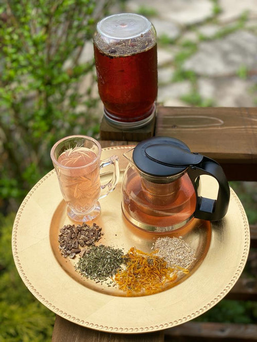 Three Signature Medicinal Herbal Blends