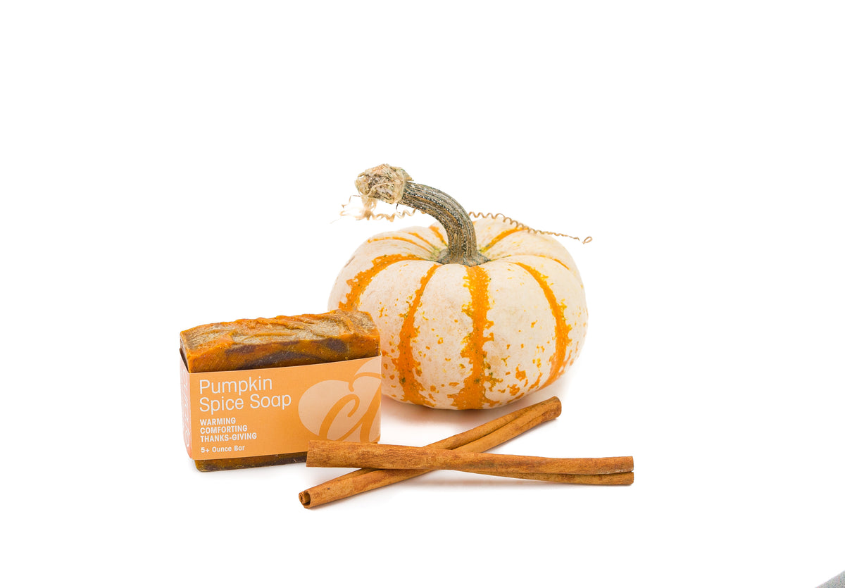 Pumpkin Spice Soap (#PSS) 3 pack