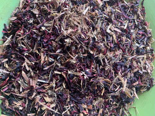 Wild Harvested Cat's Claw Bark & Organic Hibiscus Flower