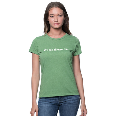 """Essential"" Women's T-Shirt 