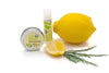 USDA Certified Organic Lip Balm Lemon Bergamot .15 oz Lipstick Tube