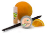 USDA Certified Organic Lip Balm Orange Vanilla .15 oz Lipstick Tube