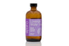 USDA Certified Organic Toner Lavender 8 oz Cura.Te in glass bottle with screw top
