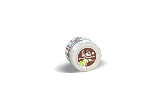 Body Butter - Double Chocolate Fudge - 3 oz