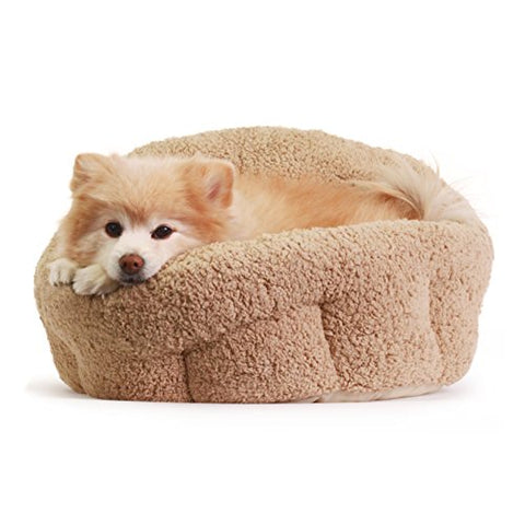 Abbey Daily Deals, Deep Dish Cuddler  - Self-Warming Ortho Cat and Dog Bed, Top Pet Beds - Abbey Daily Deals - Abbeyshoppingplaza.com Shopify