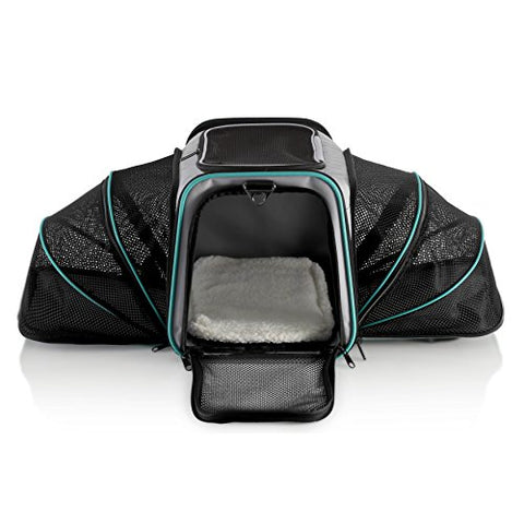 Abbey Daily Deals, Expandable Airline Approved Pet Carrier  - Small, Top Pet Carriers - Abbey Daily Deals - Abbeyshoppingplaza.com Shopify