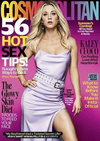 Abbey Daily Deals, COSMOPOLITAN MAGAZINE – 1 Year (12 Issues), free gifts - Abbey Daily Deals - Abbeyshoppingplaza.com Shopify