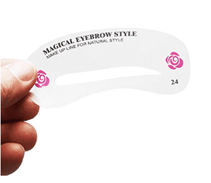Abbey Daily Deals, Hot Seller -  Fashion Eyebrow Grooming Shaping Stencil, Beauty and Health - Abbey Daily Deals - Abbeyshoppingplaza.com Shopify