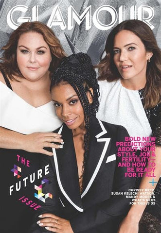 GLAMOUR MAGAZINE – 1 Year (11 Issues)