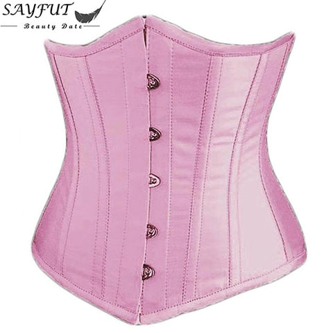 Abbey, Body Shapewear - Womens Sexy Waist Trainer Lace up Corsets and Bustiers, Ladies Intimates - Abbey Daily Deals - Abbeyshoppingplaza.com Shopify